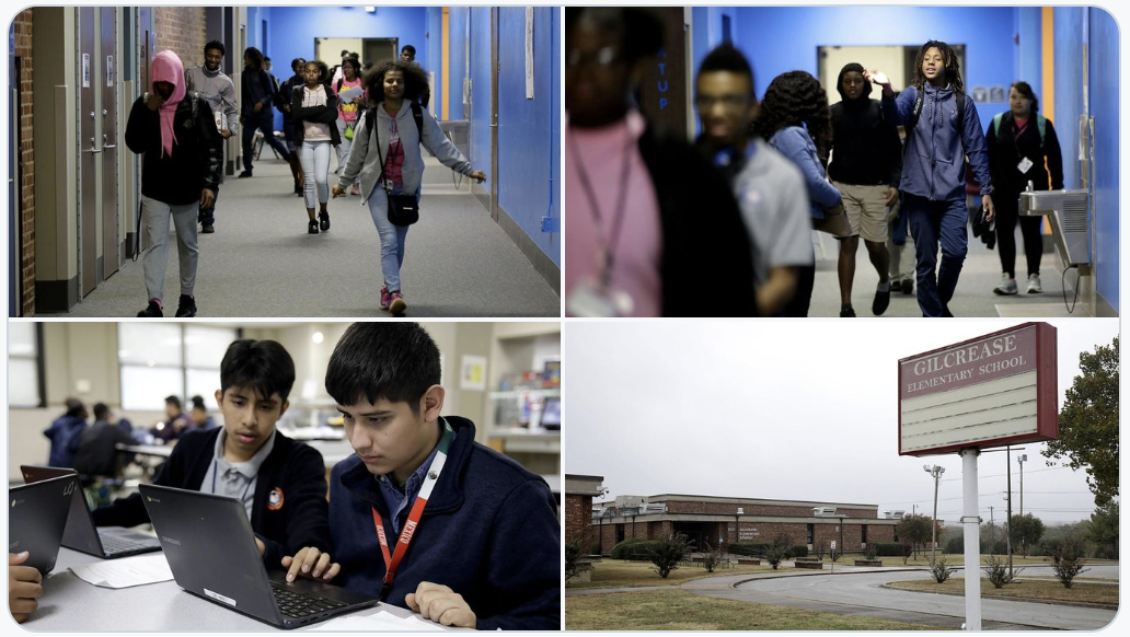 Happiness in the halls of KIPP Tulsa University Prep